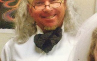 When your teacher dresses up as Benjamin Franklin